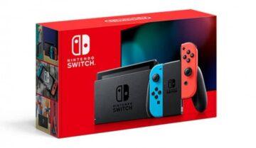 إطلاق نسخة Switch جديدة من الجهاز ببطارية أكبر