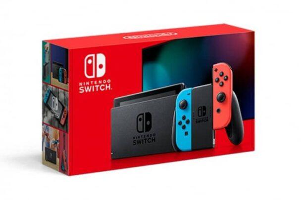 إطلاق نسخة Switch جديدة من الجهاز ببطارية أكبر 1