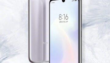هاتف Redmi Note 7 يحصل على لون جديد فضي