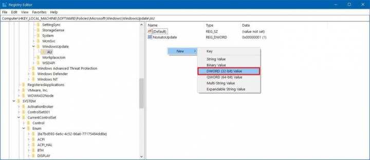 قم بإيقاف التحديثات التلقائية على Windows 10 بدون ايقاف التحديثات نفسها 10