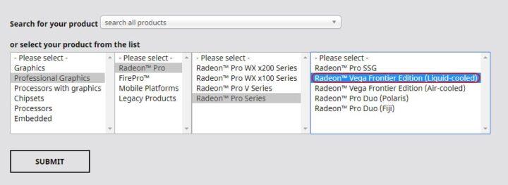كيف تقوم بتثبيت تعريفات مناسبة للألعاب على كارت AMD Radeon Pro 5