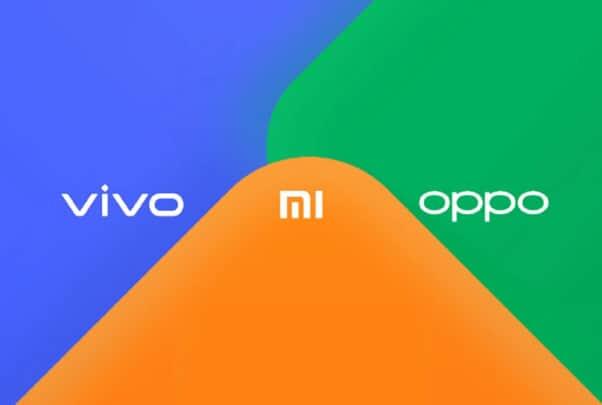 تعاون بين Xiaomi Oppo Vivo على انشاء خاصية نقل ملفات خاصة بهم 1