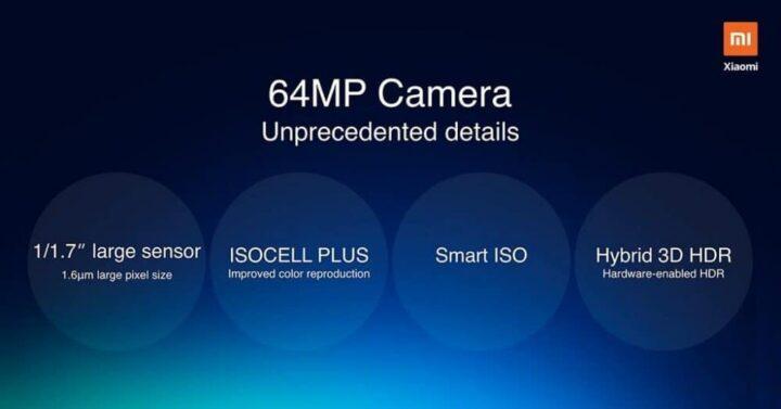 Xiaomi ستكشف عن هاتف جديد بكاميرا بدقة 64MP 4