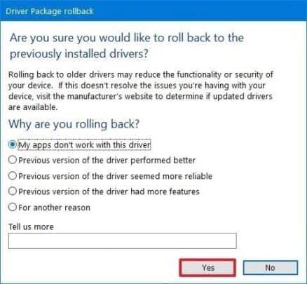 حل مشكلة عدم اتصال الكاميرا على Windows 10 19