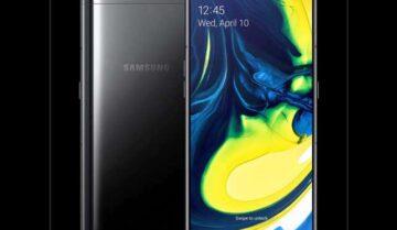 سعر و مواصفات Samsung Galaxy A80 - مميزات و عيوب سامسونج جالاكسي اي 80 7