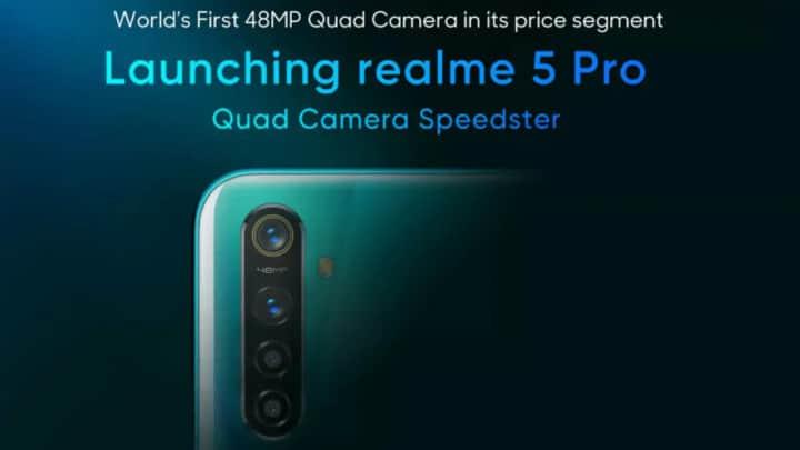 الإعلان رسمياً على جهازي Realme 5 و Realme 5 Pro المواصفات و السعر 3