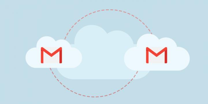 كيفية نقل رسائل Gmail من حساب الى آخر بكل سهولة 1