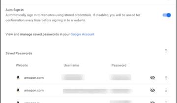 كيف تسترجع كلمات السر المحفوظة من جوجل كروم 3