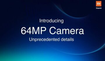 Xiaomi ستكشف عن هاتف جديد بكاميرا بدقة 64MP 7
