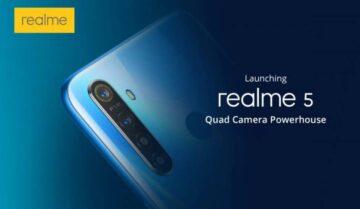مواصفات Realme 5