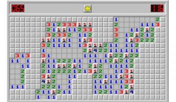 كيف تستمع بلعبة ماسح الألغام Classic Minesweeper على أجهزة ماك 3