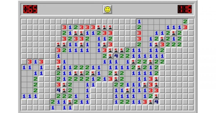 كيف تستمع بلعبة ماسح الألغام Classic Minesweeper على أجهزة ماك 1