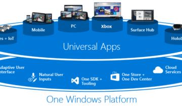 تطبيقات UWP