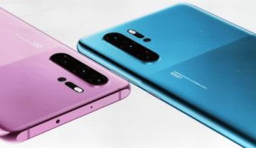 اطلاق هاتف Huawei P30 Pro بـAndroid 10 و الوان جديدة 6