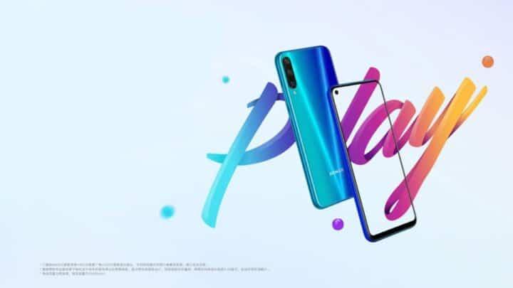 الإعلان الرسمي عن Honor Play 3 في الصين منافس الـRedmi note 8 1