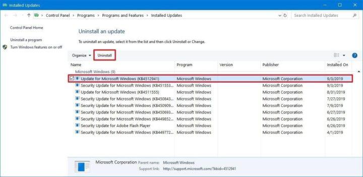 حل مشكلة ارتفاع استهلاك CPU بشدة على Windows 10 5