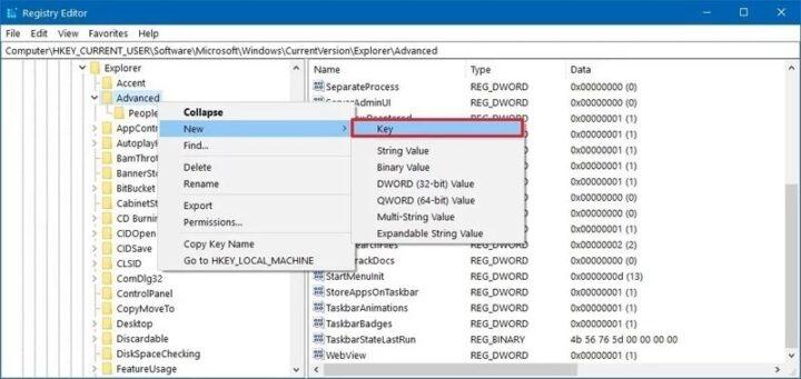 كيف تقوم بإلغاء عرض الملفات الحديثة في قوائم التطبيقات على Windows 10 4