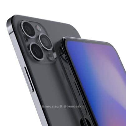 تعرف على تصميم ايفون IPhone 2020 المتوقع من Apple 5