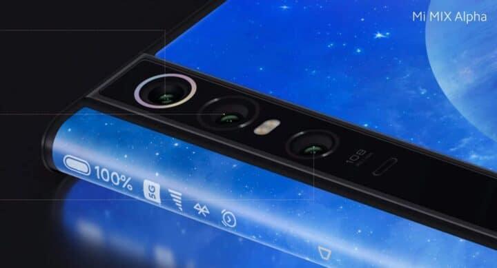 هاتف شاومي Mi Mix Alpha و المميزات و العيوب الخاصة به 3