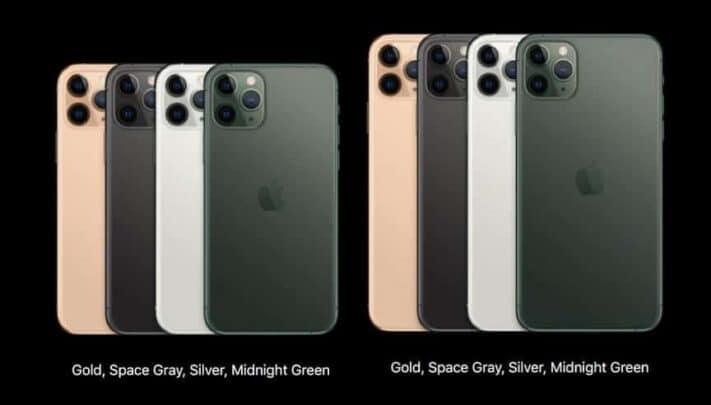 عائلة iPhone 11 تأتي ب 4 جيجابايت للرام بحسب AnTuTu 1