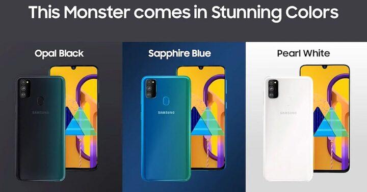 Samsung تعلن عن Galaxy M30s في الهند في الفئة المتوسطة 4