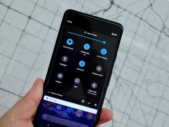 Google تطلق نسخة Android 10 النهائية على اجهزة Pixel 3