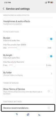 كيف تتخلص من اعلانات واجهة Miui على اجهزة Xiaomi نهائياً 5