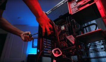 كيف تقوم ببناء Gaming PC جهاز للألعاب بكل سهولة 19