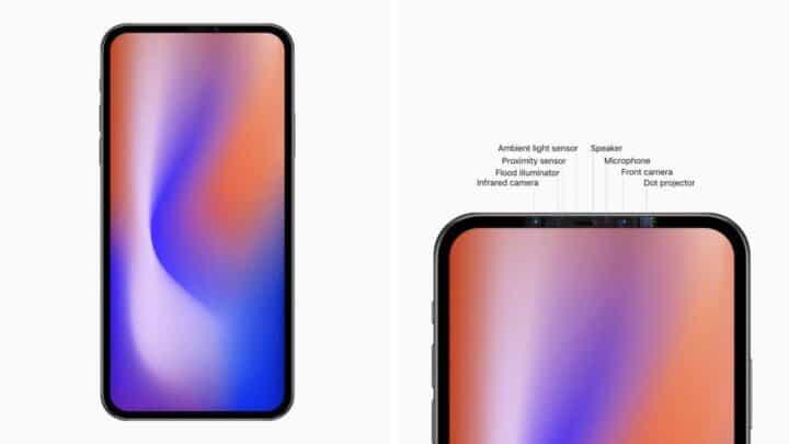 تعرف على تصميم ايفون IPhone 2020 المتوقع من Apple 2