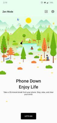 تطبيق Zen Mode