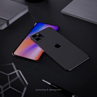 تعرف على تصميم ايفون IPhone 2020 المتوقع من Apple 1