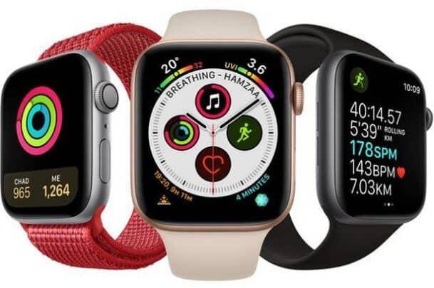 تعرف على Apple Watch الجيل الخامس و مزاياه و مواصفاته 1