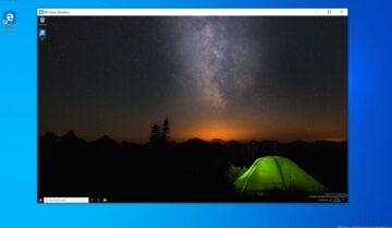 windows sandbox لا يتصل بالإنترنت على Windows 10 5