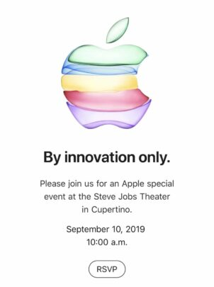 Apple تعلن عن ميعاد مؤتمرها القادم للإعلان عن هواتفها القادم 2