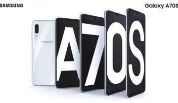 سامسونج تعلن عن Galaxy A70s في الهند بكاميرات محسنة عن السابق 8