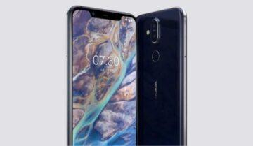 سعر هاتف Nokia 8.1 مع مواصفاته التقنية والمميزات 6
