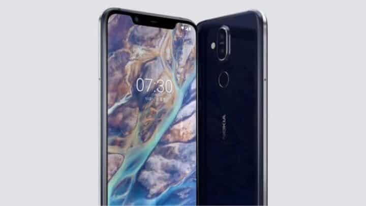 سعر هاتف Nokia 8.1 مع مواصفاته التقنية والمميزات 1