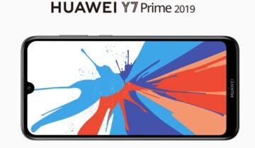 سعر و مواصفات Huawei Y7 Prime 2019 - مميزات و عيوب هواوي واي 7 برايم 2019 4