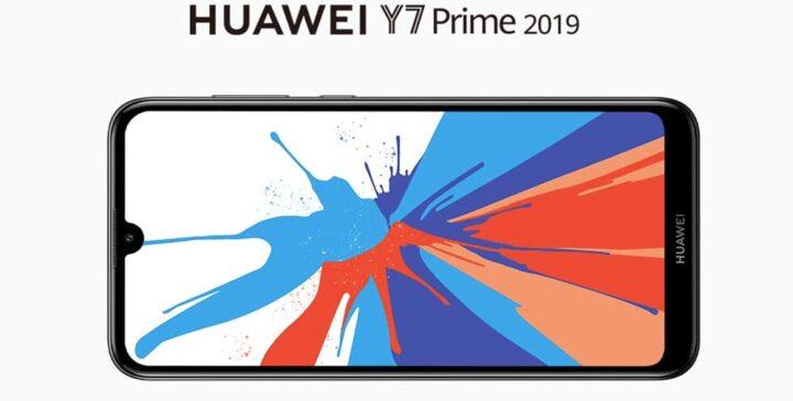 سعر و مواصفات Huawei Y7 Prime 2019 - مميزات و عيوب هواوي واي 7 برايم 2019 1