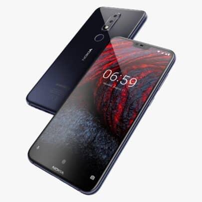 سعر Nokia 6.1 Plus مع مواصفاته التقنية و المميزات 1