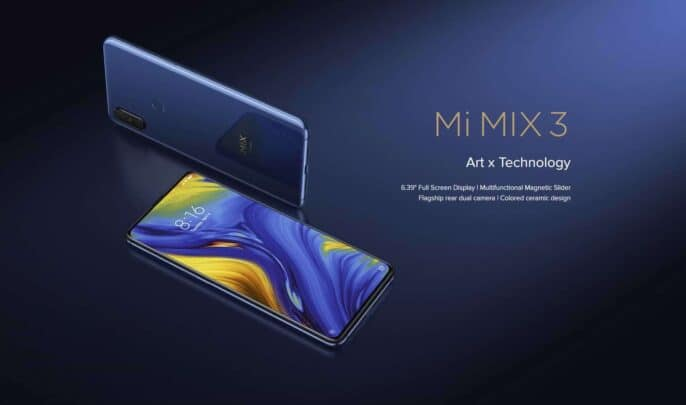 سعر و مواصفات Xiaomi Mi Mix 3 - مميزات و عيوب شاومي مي ميكس 3 1