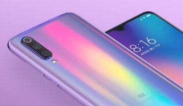 سعر xiaomi mi 9 مع مواصفاته التقنية والمميزات 3