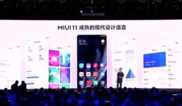 شاومي تعلن عن واجهة مي يو اي Miui 11 و ميعاد الإصدار الأول 6