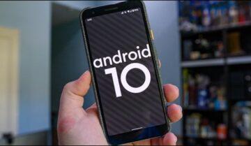 كيفية تفعيل الوضع الليلي Night Mode على Android 10 10
