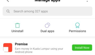 كيف تتخلص من اعلانات واجهة Miui على اجهزة Xiaomi نهائياً 8