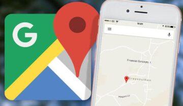 كيف تقوم بتشغيل Google Maps بدون الإتصال بالإنترنت 4