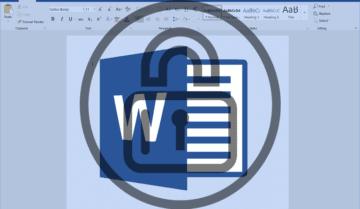 كيف تقوم بحفظ ملفات Microsoft Word بكلمة مرور لحمايتها 8
