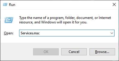 حل مشكلة Windows Search لا يعمل على Windows 10 6