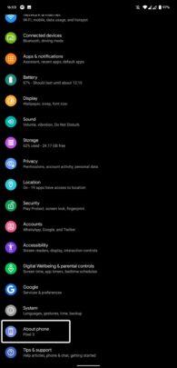 كيفية تغيير الـ Accent Color و شكل الأيكونات على Android 10 2