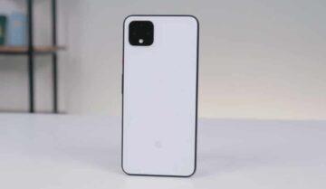كاميرا pixel 4xl